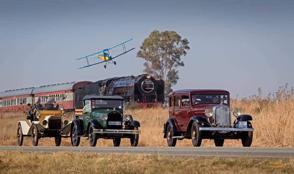 Planes, Train and Cars Event